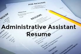 skills to put on resume for administrative assistant administrative assistant resume objective