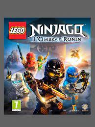 Lego ninjago shadow of ronin apk mod