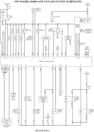 mazda b engine diagram mazda wiring diagrams