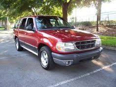 95 explorer lifted cars hunter s vehicle red 2000 ford explorer google search