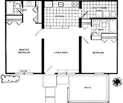 Apartments For Rent In Hollywood  Floor Plan 30  Eastown ApartmentsApartments Floor Plans 2 Bedrooms