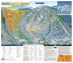 sugarloaf trail map  onthesnow