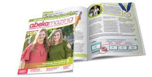 Abeka Abekamazing Homeschool Magazine