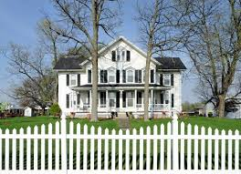 white picket fence. View In Gallery White Picket Fence I