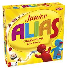 Tactic Games Обучающая игра Alias <b>Скажи иначе для детей</b> ...