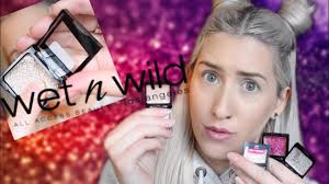 <b>Wet N Wild Color Icon</b> GLITTER SINGLES Swatches & REVIEW ...