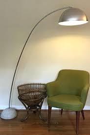 mid century arc floor lamp mid century modern chrome arc floor lamp mid century arc floor