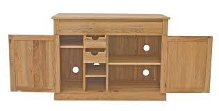 oak hidden home office. for ultimate storage it has a lefthand cupboard that can hold tower unit and a4 paper above remove the shelf added space in holding large oak hidden home office e