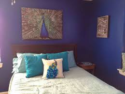 Peacock Colors Bedroom Bedroom Peacock Themed Bedroom Interior Decoration Inspiring