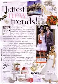 Perfect Wedding Magazine Made With Love Designs
