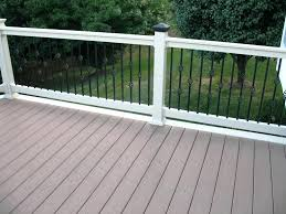 deck cable railing kits space landscaping glass