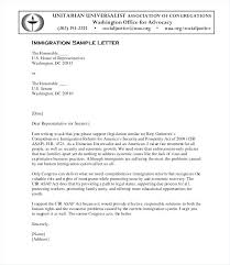 Multi Society Immigration Reference Letter Personal For