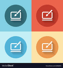 Graphic Design Software Icons Software Or Graphic Design Icon Flat Icons