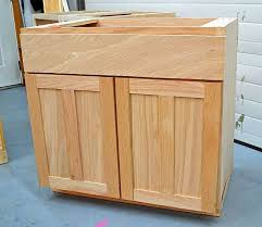 diy kitchen cabinets step step woodworking plans link to throughout how to build your own kitchen cabinets plan