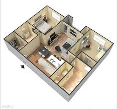 Houston 1 Bedroom Apartments