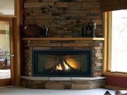 corner gas fireplace gas fireplace insert ventless gas fireplaces