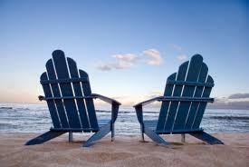adirondack chairs on beach sunset. Fine Chairs On Adirondack Chairs Beach Sunset