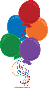 Free Birthday Balloons Clipart | Birthday balloons clipart, Balloon clipart,  Birthday balloons