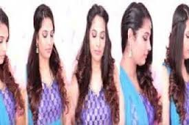 video dailymotion hairstyles for long hair in hindi 5 simple and easy hairstyle desi hairstyles