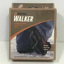 Yaktrax Pro Size Chart 2 Pair Yaktrax Pro Walker Snow Ice Traction Cleats Shoe Grips Size Large