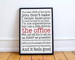 pictures for the office. The Office Tv Show, Michael Scott, Print, Pictures For