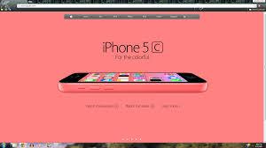 iPhone 5c Pink Apple Homepage - iPhone ...