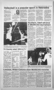 Beatrice Daily Sun from Beatrice, Nebraska on September 17, 1991 · 10