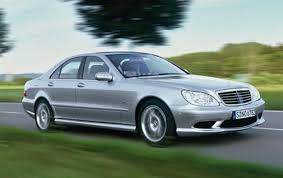 2006 Mercedes-Benz S-Class - Information and photos - ZombieDrive