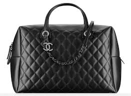 Chanel Pre-Collection Spring 2016 Bags are Here; Check Out All the ... & Chanel Large Bowling Bag Adamdwight.com