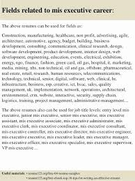 ... Resume format for Mis Executive Unique Sample Mis Executive Cover  Letter] Resume Mis Manager Cover ...