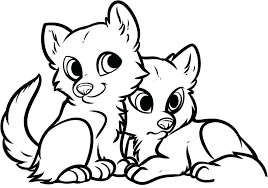 Coloring Pages Animals Coloring Animal Pages Easy Animal Coloring