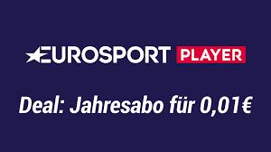 Deal: 1 Jahr Eurosport Player Channel für nur 0,01€ – AFTVhacks