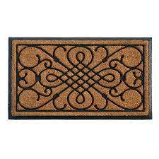 Decorating coir door mats pics : Shop 15 Off In Stock Door Mats at Lowes.com
