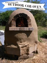 build your own 20 outdoor cob oven