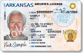 New Arkansas Begins Real License Issuing Id And Driver's Card
