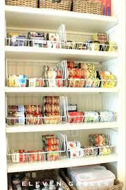 canned food storage ideas canned food organizer kitchen organisers storage food storage ideas for small kitchen closet storage canned food rotation rack