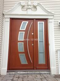 Entrance Door Frame Design Arch Shaped 60 Inches 1500mm Modern Stainless Steel