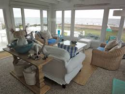 shabby chic beach furniture. my dream cottage would be right on the beach with a view like this ocean views 10 beachinspired shabby chic decorating ideas hgtv furniture