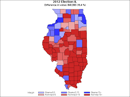 Presidental Election Results 2012 And 2016 Presidential Election Results By State And County