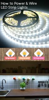 Led Strip Lights In Kitchen 17 Best Ideas About Led Light Strips On Pinterest Buy Led Lights