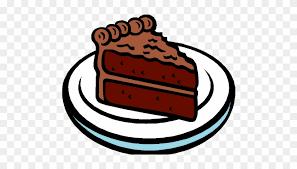 piece of chocolate cake clipart. Unique Chocolate Cake Clipart Chocolate  Piece Of To E