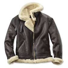 warm er leather jacket with fur