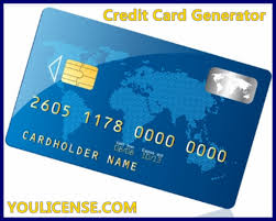 Generator For With - Card Money Everyone Credit Cards
