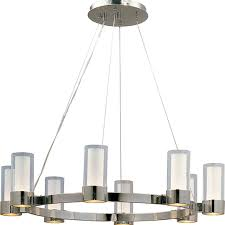 8 light chandelier 23078clftpc