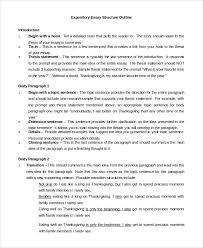 sample essay outline writing center workshops the outline essay outline example 8 samples in pdf word