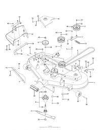 Husqvarna m zt52 967177005 2013 09 parts diagram for mower deck