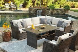 patio into a relaxing retreat