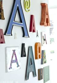 large letters to hang on wall letter wall decor typography wall decor letter a large letter wall decor for nursery letter wall large wooden letters to hang