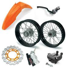 aomc mx competition supermoto starter kit