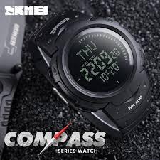 2019 <b>SKMEI Outdoor</b> Compass <b>Sports Watches</b> Hiking Men <b>Watch</b> ...